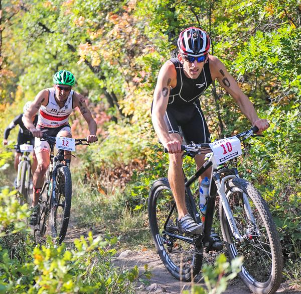 Xterra was cancelled due to issues with the location