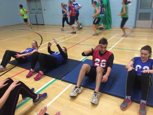 Indoor classes will be offered in UK cities including Manchester, Edinburgh, London and Birmingham