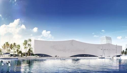 Spanish architecture firm VDR Designs have masterplanned the development / Loro Parque