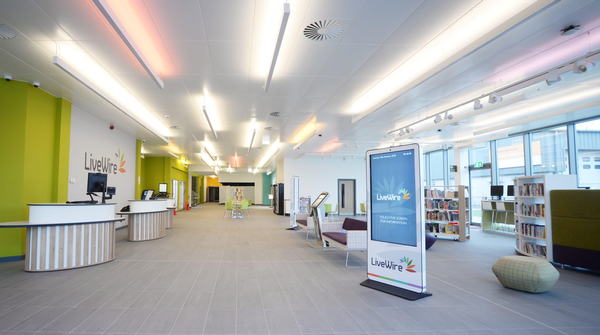 Xn Leisure works with Livewire