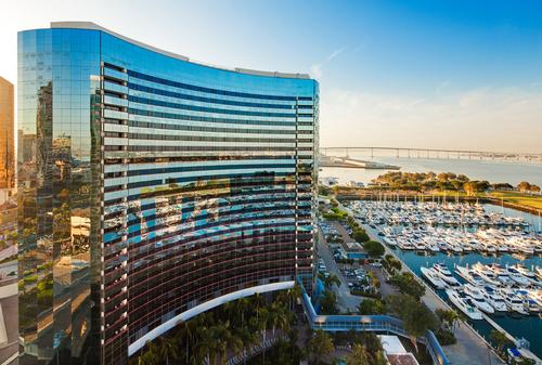 Marriott Marquis San Diego Marina launches on-site day spa