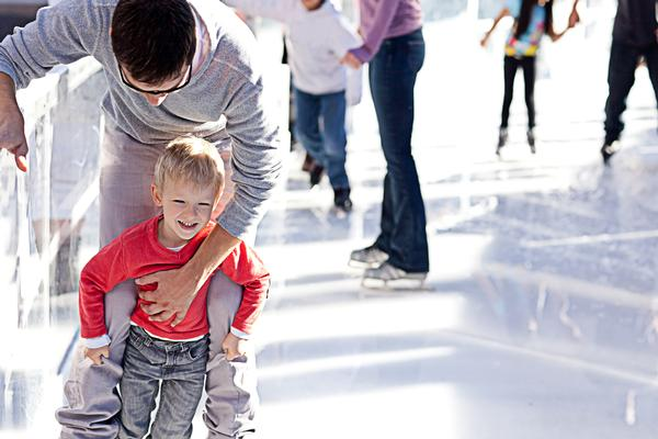 GLL's estate now includes ice rinks, libraries and trampoline parks as well as gyms / PHOTO: SHUTTERSTOCK.COM