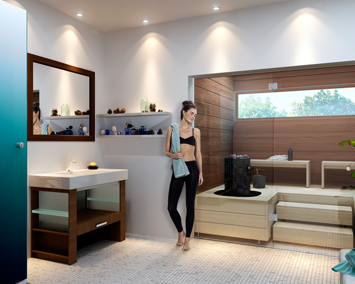 Helo offers yoga sauna concept with Kokoro