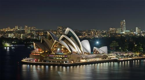 Sydney Opera House would be among the recipients of such a lottery