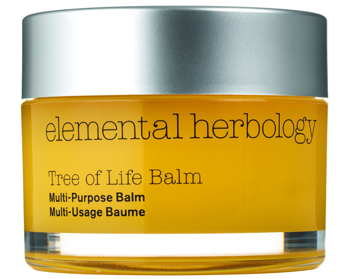 Soothing balm straight from the Tree of Life