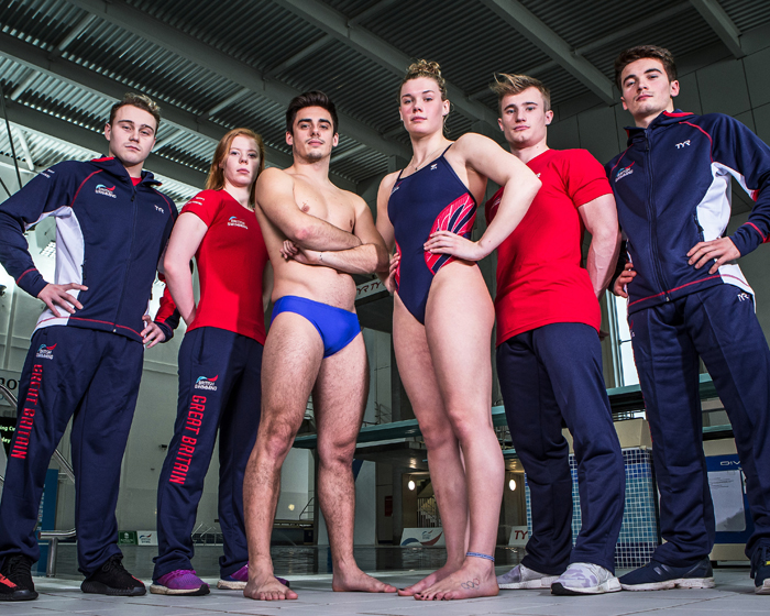 British Swimming and Tyr have revealed new national kit for 2017