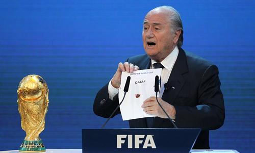 Qatar cleared of World Cup corruption charges by FIFA while England 'violated bidding rules'