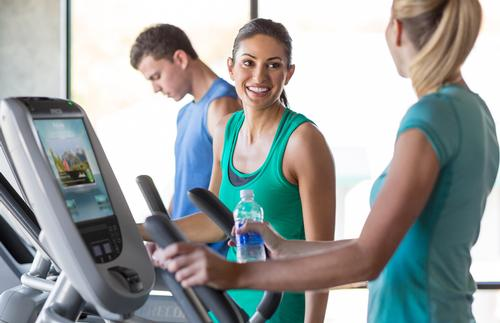 As part of the deal, equipment provider Precor will raise funds for the YMCA charity through a series of fun-filled events