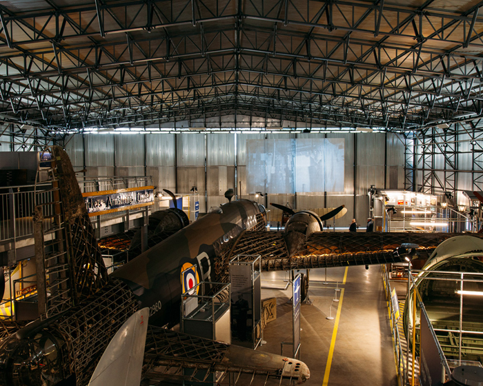 Sysco completes AV installation at Brooklands Museum