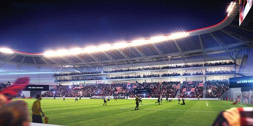 MLS club D.C. United gets green light for new stadium