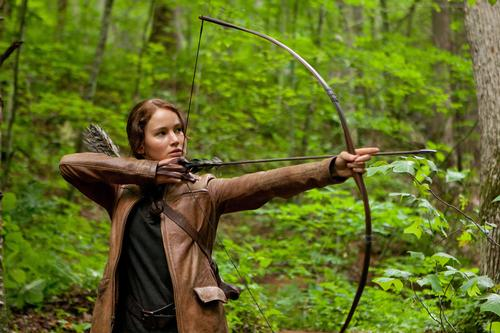 The bow and arrow skills of Katniss in the <i>Hunger Games</i> franchise has led to thousands of US youngsters taking up the sport