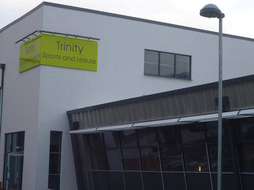 March opening for swimming facilities at Trinity Leisure Centre, UK