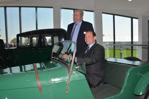 Motor museum hopes expansion drives further success