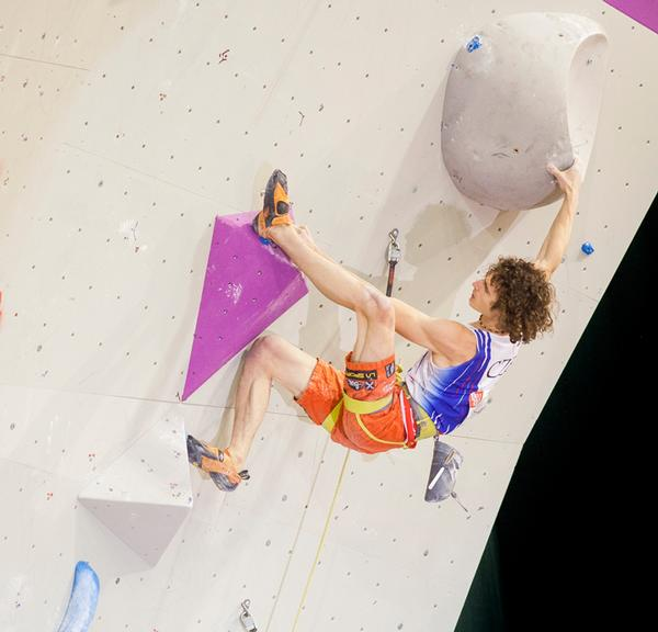 Climbing will all be present at the Tokyo 2020 Olympic Games / binter tomas / czech