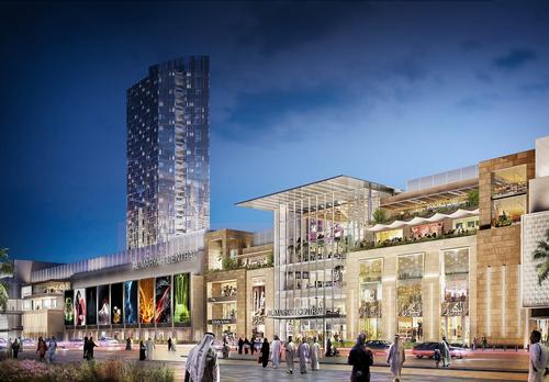 Al Maryah Central will be a shopping, dining and family entertainment destination