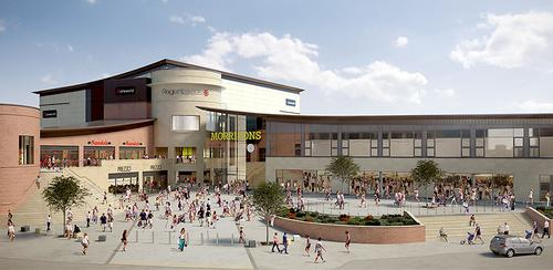 Contracts exchanged in £40.5m deal for Swindon's Regents Circus leisure development