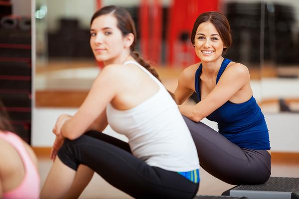 Over 90 per cent of responding clubs offer group exercise at no additional cost / photo: www.shutterstock.com/AntonioDiaz