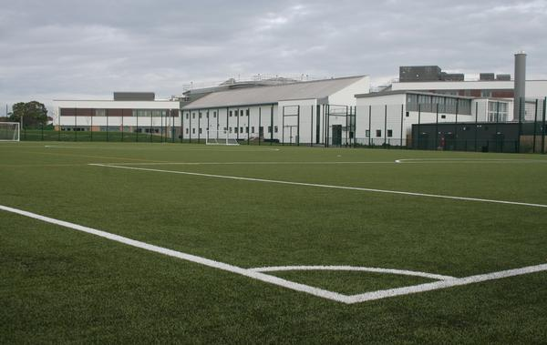 The academy has invested £25m in upgrading its sports facilities