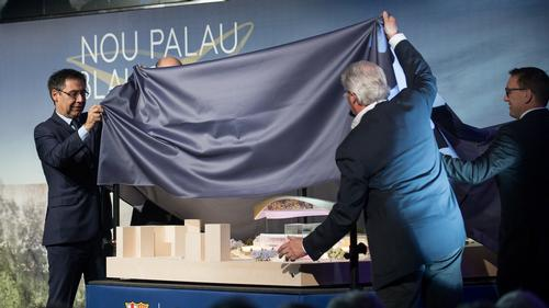 The New Palau Blaugrana is part of a much-wider sports district planned to propel the club to global dominence / FC Barcelona
