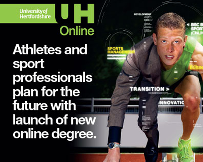 Athletes and sport professionals plan for the future with launch of new online degree.
