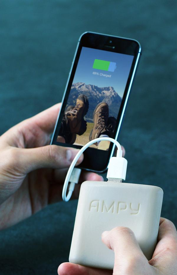 AMPY launched on Kickstarter and has since raised over US$300k in funding