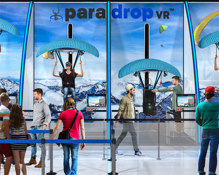 Exclusive: Frontgrid to launch first Paradrop VR attraction in the UK