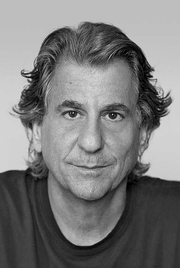 David Rockwell was inspired by early experiences of the theatre