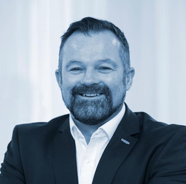 Steve Barton, managing director, Technogym