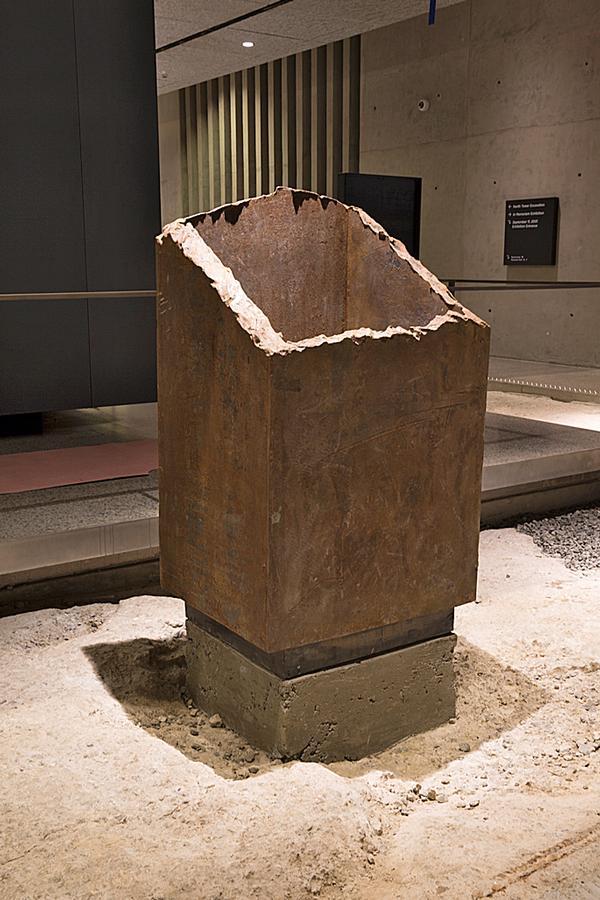 Standing box column