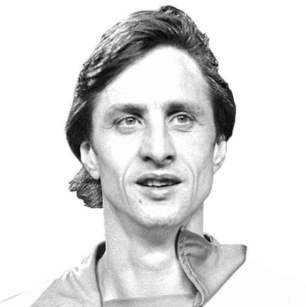 Johan Cruyff / © PA/PA Wire/PA Images