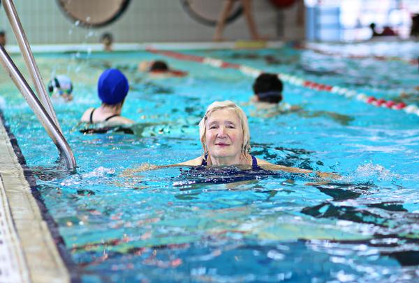 With funding, leisure centres could become a preventative frontline for the NHS in the future / PHOTO: SHUTTERSTOCK.COM