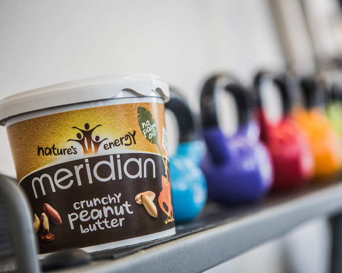 Meridian Foods launches new peanut butter