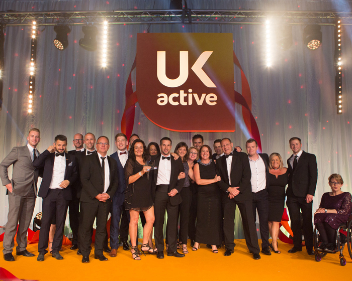 Alliance Leisure celebrates Outstanding Achievement award