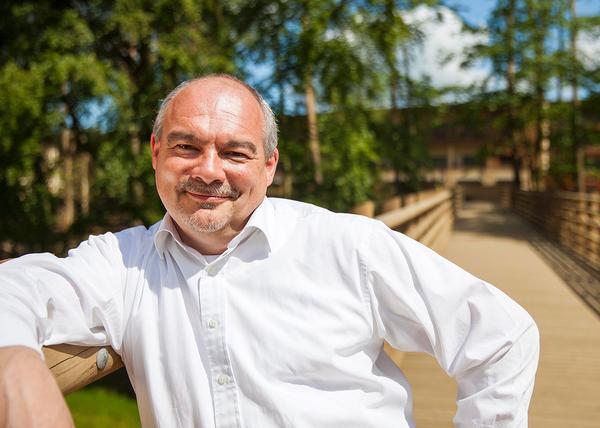 Martin Dalby, Center Parcs' CEO