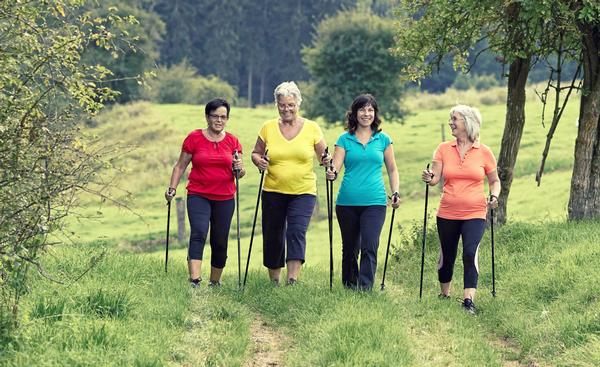Doing more exercise could potentially help glaucoma patients / photo: shutterstock.com