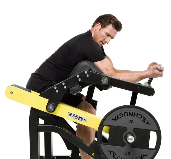 Pure strength is designed to maximum comfort, stability and ease of use