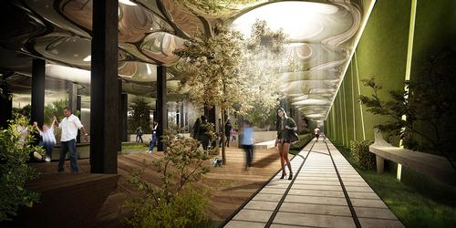 Raad Studio-designed Lowline project to create 'world's first underground park' in New York
