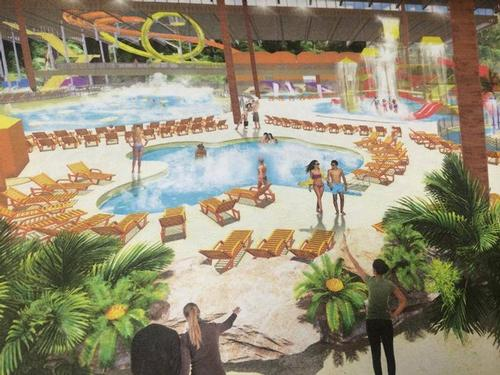 Ellensburg US$80m waterpark and hotel plans finally off the ground as funding is secured