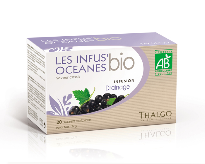 Rich in marine extracts and active ingredients, Thalgo beauty drinks are high on health