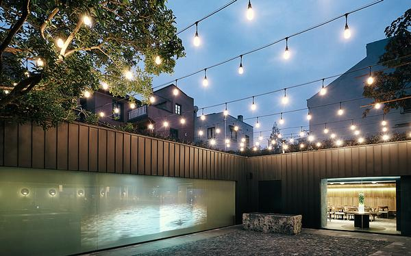 Octave has already built the Shanghai Living Room