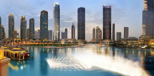 Dubai's downtown opera district will boost the emirate's events and tourism sectors
