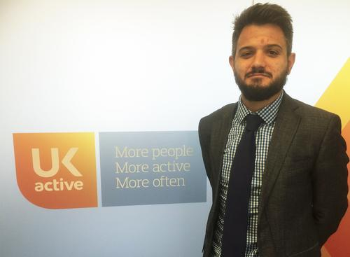 ukactive executive director Steven Ward said the positive reinforcement may be more effective in getting people active
