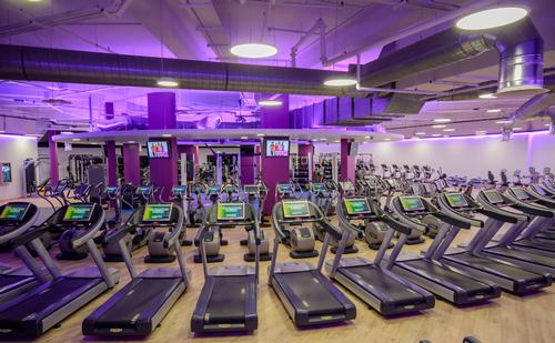 Sheffield's new Ponds Forge gym is teaming with technology