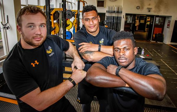 Wasps players will use FitBit technology in training and performance analysis