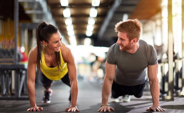 Extroverts prefer to exercise with others / photo: shutterstock.com