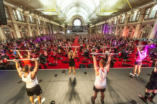 Les Mills launches 'Spotify for fitness classes'