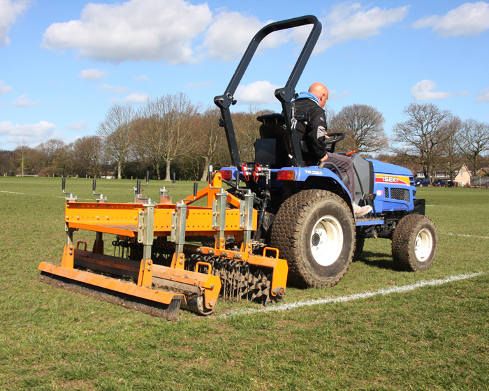 SISIS proves pitch perfect for Essex rugby club