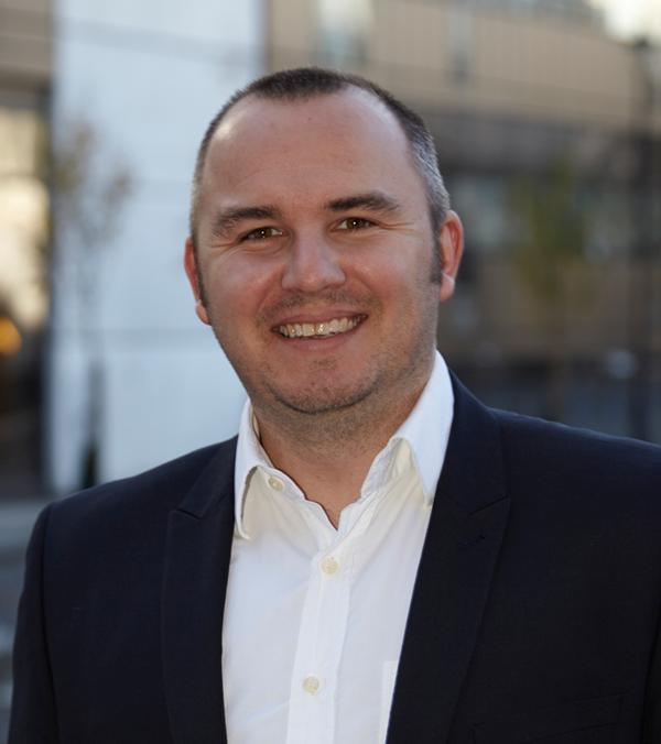 Stuart Fraser, partner, Make Architects, designers of the Copper Box
