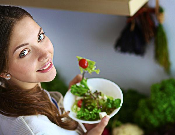 Expect a focus on real, wholesome food rather than fad diets / Shutterstock.com