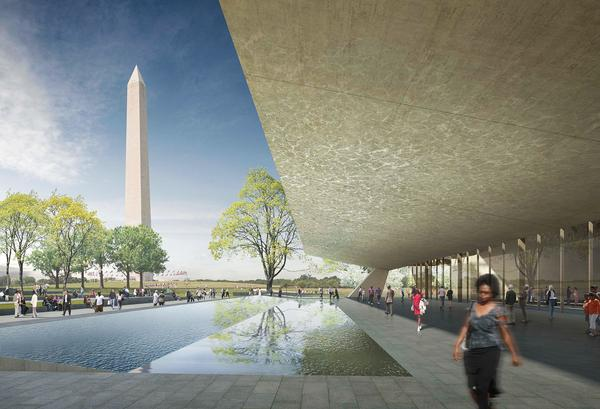 """It will be a place for healing and reconciliation, a place where everyone can explore the story of America through the lens of the African American experience"""